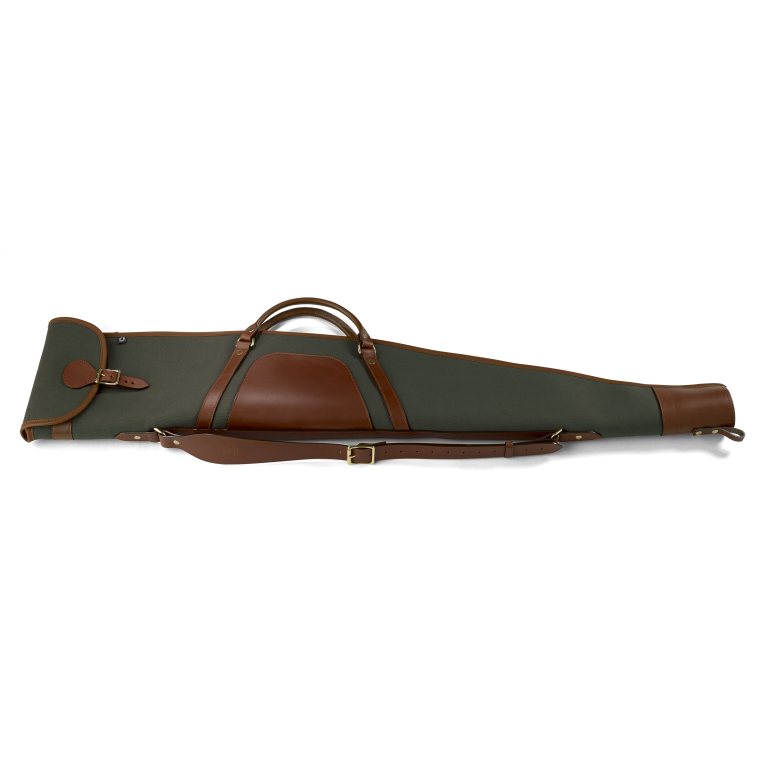 Bipod Rifle Slip with Flap, Zip and Carry Handles