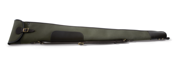 Loden Green with Dark Leather