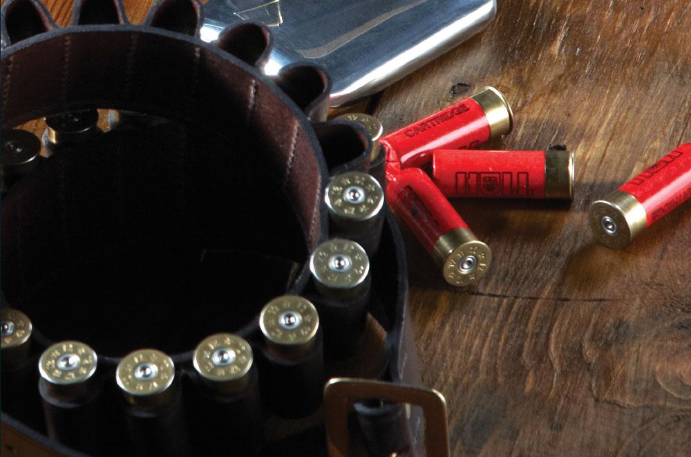 Cartridge belts
